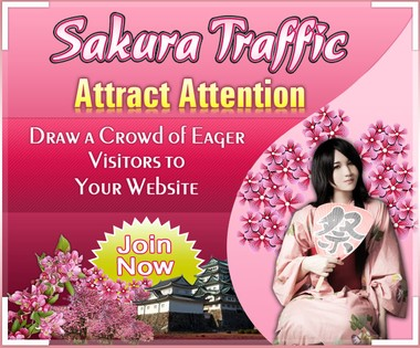 Join Sakura Traffic free